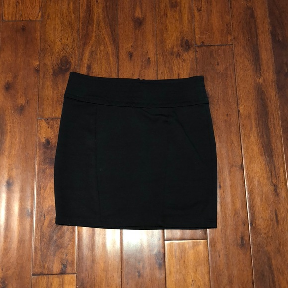 Kardashian Kollection Dresses & Skirts - Kardashian Kollection Black Skirt